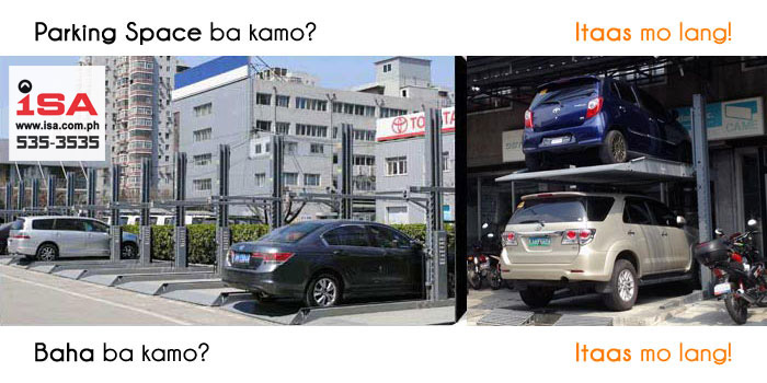 Car Lifter Parking Philippines Parking System Philippines